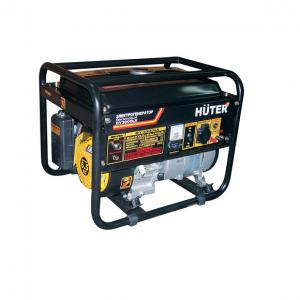 Бензиновый генератор Huter DY 3000 LX (электростартер)