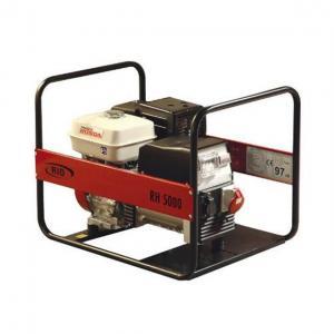 Бензиновый генератор RID RH 5000 E