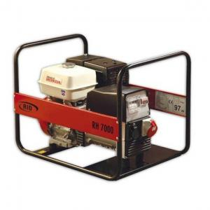 Бензиновый генератор RID RH 7000 E