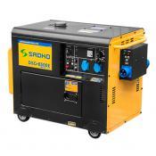 Дизельный генератор Sadko DSG 6500E ATS