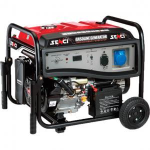 Бензиновый генератор SENCI SC8000-EI