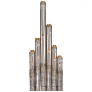 Глубинный насос Sprut 100QJD 210-0.75 нерж. + пульт