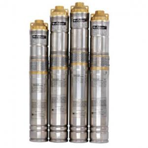 Глубинный насос Sprut QGDа 1,2-100-0.75kW + пульт