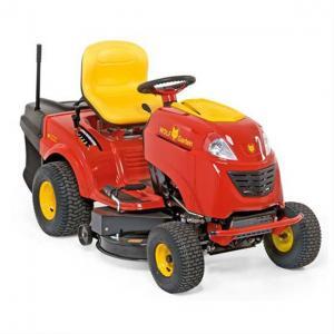 Трактор-газонокосилка Wolf-Garten Ambition 76,125 H